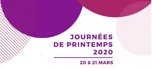 Journées de Printemps ARGOS-HDI 20 et 21 mars 2020 à Arcachon